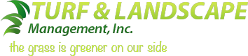Turf and Landscape Management, Inc. Logo